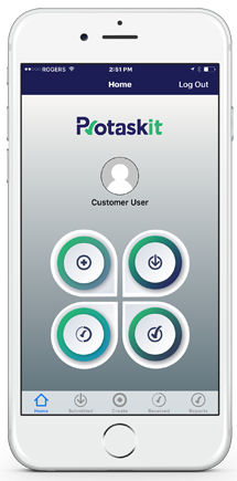 protaskit-home-client-login-screen